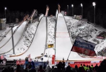 Кубок мира по прыжкам на лыжах с трамплина среди мужчин 2019